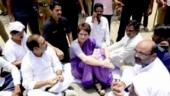 Politics erupts after Priyanka was stopped from visiting Sonbhadra, No end to coalition nataka in Karnataka; more