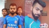 Virat Kohli lookalike takes TikTok by storm. Watch videos
