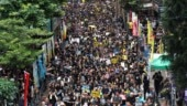 Hong Kong protesters gather for mass rally despite fierce warnings from China