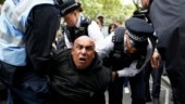 Pakistani protesters attack Indians celebrating I-Day in London, UNSC's closed-door meet on Kashmir situation today, more