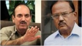 Ghulam Nabi Azad mocks Ajit Doval's video, says Kashmiris paid