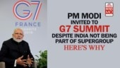Why is PM Modi attending the G7 summit?