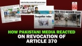 Pakistani media reacts on scrapping of Article 370