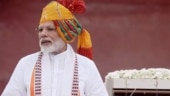 PM Modi unfurls national flag at Red Fort on Independence Day