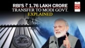 How RBI giving Rs 1.76 lakh crore will help revive the economy