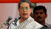 Congress names Sonia Gandhi as new interim party president