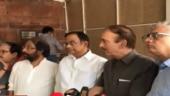 Kashmir turmoil: Ghulam Nabi Azad slams Modi govt for bifurcating J&K for votes