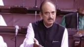 BJP murdered constitution, says senior Congress leader Ghulam Nabi Azad