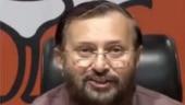 Rahul Gandhi should apologise for his Kashmir remarks: Prakash Javadekar