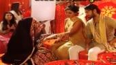 Vish: Inside Sabrina and Aditya's mehendi ceremony