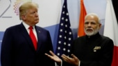 Donald Trump dials Narendra Modi, Chandrayaan 2 to enter lunar orbit, floods wreak havoc on the hills, more