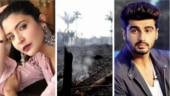 Watch: Bollywood actors raise concern on Brazil Amazon Rainforest fire