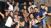 Nia Sharma's birthday bash was fun-filled affair. Watch video