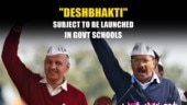 Kejriwal introduces 'Deshbhakti' curriculum for govt schools