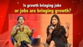 Economists Shamika Ravi and Roopa Purushottam speak on jobs & unemployment