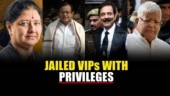 Watch how VIPs enjoy jail term with special privileges