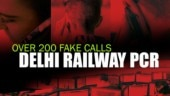 More than 200 fake calls received by Delhi Railway PCR
