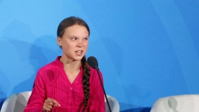 Greta Thunberg Atomkraft