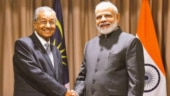 PM Modi meets Malaysian counterpart, raises issue of Zakir Naik extradition