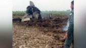 IAF MiG-21 trainer jet crashes near Gwalior airbase, both pilots eject safely