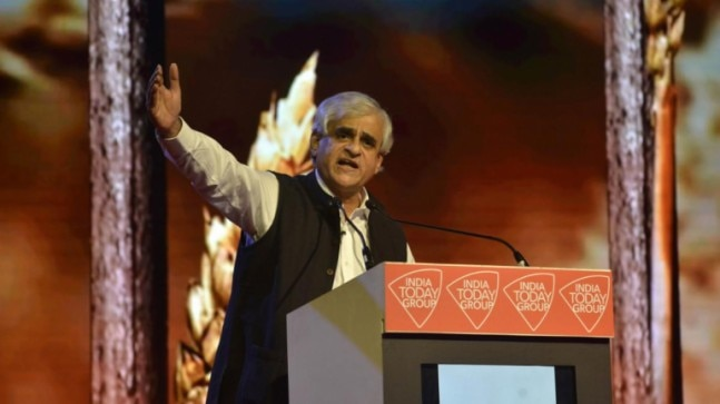WATCH: Rethinking water crisis with P. Sainath at India Today Conclave Mumbai 2019 - India Today