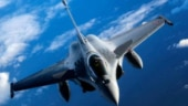India receives first Rafale aircraft in France
