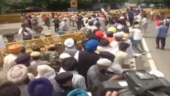 Sikhs protest outside Pakistan Embassy in Delhi against forced conversions