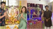 Gurmeet-Debina to Kunal-Puja: Here's how TV couples celebrated Ganesh Chaturthi