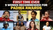 For the first time Sports Ministry Recommends 9 Women for Padma Awards