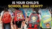 No more heavy school bags for students