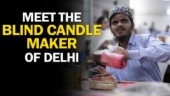 Mohammad Sadiq, the blind person behind your bright diwali