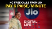 Jio starts charging for voice calls
