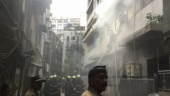 Fire breaks out at Aditya Arcade building in Mumbai, all rescued