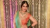 Dipika Kakar channels her inner Madhuri Dixit for an upcoming sequence on Kahaan Hum Kahaan Tum