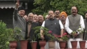 NC delegation meets Farooq, Omar Abdullah, puts poll pre-condition
