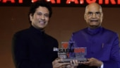 Safaigiri Awards: Sachin Tendulkar gets Most Effective Swachhata Ambassador award