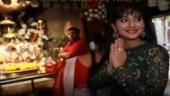 Watch: Yeh Rishta Kya Kehlata Hai's Shivangi Joshi celebrates Navratri