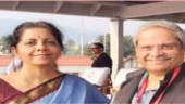 Govt in denial: Nirmala Sitharaman's husband hits out at Centre over economic slowdown
