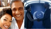 Adil Hussain is extremely happy to be a part of Star Trek: Discovery Season 3