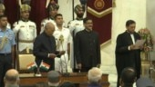 Watch | Justice SA Bobde sworn in as 47th Chief Justice of India