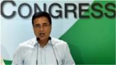 Randeep Surjewala slams Maharashtra Governor on recommending President's rule