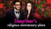 Deepika Padukone and Ranveer Singh celebrate their 1st wedding anniversary