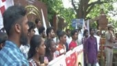 IIT-Madras: Students protest demanding fair probe in suicide of Fathima Lateef