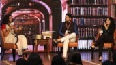 Amrita Narayanan and Madhuri Banerjee talk about writing erotica in India at Sahitya AajTak
