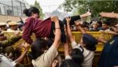 JNU protest over fee hike enters day 8, Maharashtra logjam continues; more