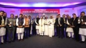 Winners of the India Today State of the States awards 2019