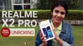 Realme X2 Pro Unboxing: Realme's first flagship phone at Rs 29,999. What do you get?