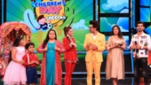 Watch: Bharti Singh and Haarsh Limbachayaa host a special kids' party