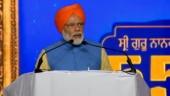 PM Modi inaugurates Kartarpur Corridor, thanks Imran Khan for respecting sentiments of India