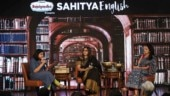 Manjul Bajaj and Devapriya Roy discuss their new books at Sahitya AajTak 2019